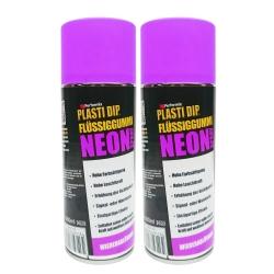 2er Plasti-Dip Neon Lila SET