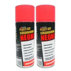 Plasti-Dip Neon Rot