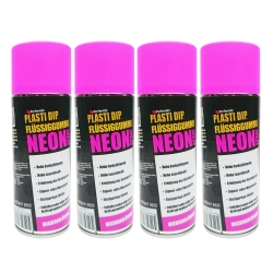 2er Plasti-Dip Neon Pink SET