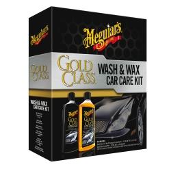 Meguiars Gold Class Wash & Wax Car Care Kit G9966EU