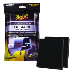 Meguiars Ultimate Black Sponges G15800DE
