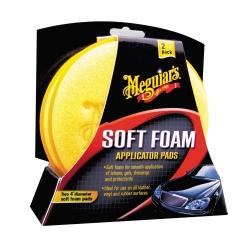 Meguiars Soft Foam Applicator Pads X3070