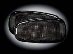 In.Pro.  Seitenblinker für Opel Astra G / Coupe / Zafira  -  grau