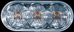 In.Pro. Seitenblinker für Seat Alhambra / Leon / Toledo -  klar / LED