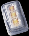 In.Pro.  LED-Seitenblinker für VW Golf I Cabrio / Golf II / Jetta / Polo