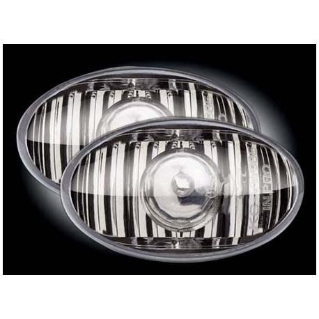 In.Pro. Seitenblinker für Peugeot 206 / 307   -  klar