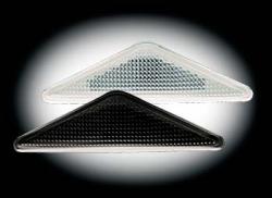 In.Pro.  Seitenblinker für Ford Focus silber